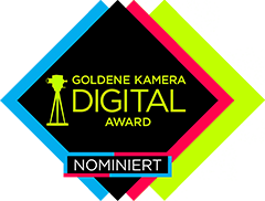 Goldene Kamera Digital Award Reportage nominiert 2017